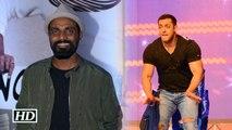 Salman will shake a leg in Remo D'Souza's dance based film