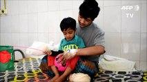 Bangladesh: retour à la vie normale pour «l'homme-arbre»