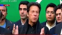 Imran Khan Excellent Reply On PMLN Ministers Question