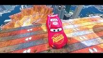 DISNEY PIXAR CARS Lightning McQueen & Spiderman Nursery Rhymes Animated Songs for Children