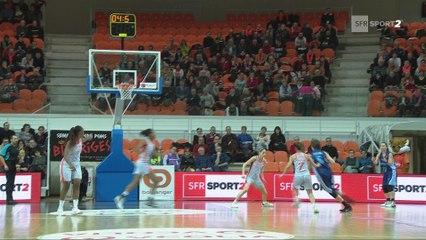 Basket - Euroligue Féminine - Bourges renoue avec la victoire
