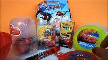 Disney Cars Toys Pixar Cars Toys Unboxing Lightning Mcqueen Surprise Toys Cars 2 Party Favors