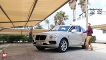 2017 Bentley Bentayga diesel (essai) : Fioul sentimental (conduite testdrive performances tarif)