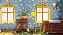 Finger Family Tom and Jerry | Finger Family Cat | Tom and Jerry Cartoon Nursery Rhymes