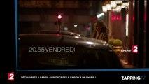 """""""Cherif"""" sur France 2 : découvrez le premier épisode de la saison 4 (vidéo)"""