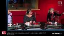 Arielle Dombasle s'énerve dans Les Grosses Têtes de Laurent Ruquier (Vidéo)