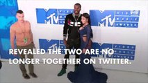 Nicki Minaj leaves Meek Mill, announces she's single on Twitter