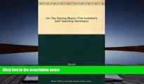 Read Book Investing in Tax-Saving Municipal Bonds (The Investor s Self-Teaching Seminars) David L.