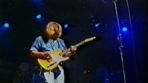 Status Quo Live - Mystery Song,Railroad,Most Of The Time,Wild Side Of Life,Rollin' Home,Again And Again,Slow Train - Summer Festival Tour Skanderborg Denmark 11-8 1995