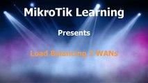 MIKROTIK TUTORIAL Load Balancing 2 ISP with PCC Fail Over