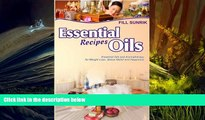 Audiobook  Essential Oils Recipes: Essential Oils and Aromatherapy for Weight Loss, Stress Relief
