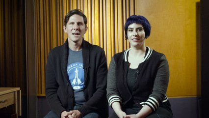 Sibling Rivalry with Tom Taylorson and Fryda Wolff  de Mass Effect : Andromeda
