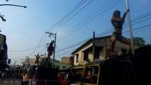 A Taiwan 50 pole dancer per il corteo funebre di un politico