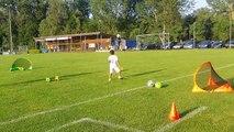 Aumentar Tu Velocidad en Fútbol - Circuito Básico Velocidad y Agilidad (Entrenamientos Fútbol