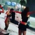 Vajzat harbohen ne Durres, sfidojne djemte ne bore