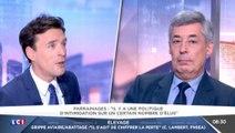 """Avec 5 100€ net par mois, Henri Guaino n'arrive à """"rien"""" mettre de côté - ZAPPING ACTU DU 06/01/2017"""