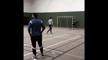 Entrainement 32 Soccer