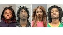 """Vidéo d'une agression à Chicago : 4 jeunes noirs inculpés de """"crime raciste"""""""