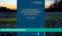 Read  Economic Capital and Financial Risk Management for Financial Services Firms and