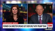 James Woolsey quits Trump's transition team