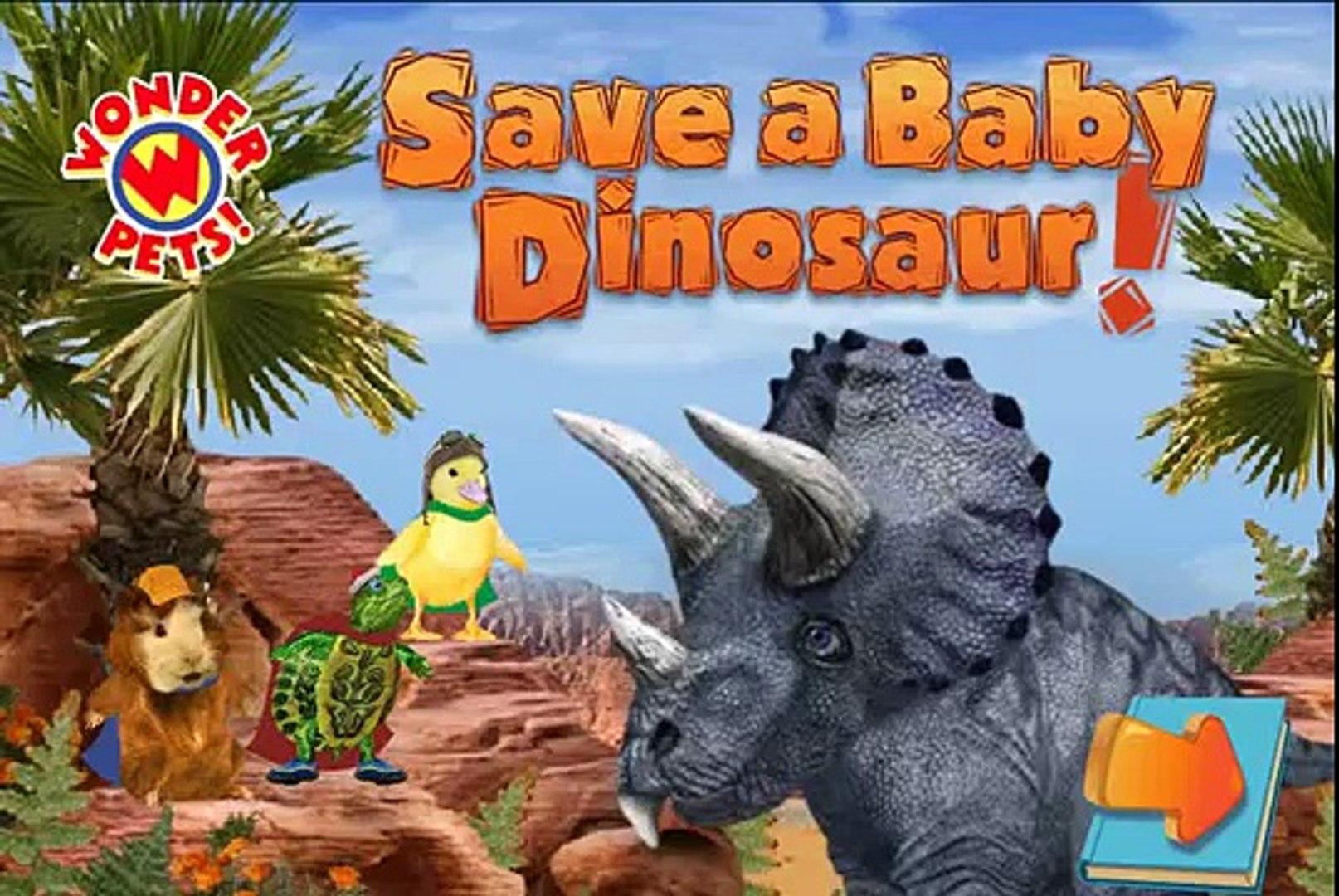 Wonder Pets Save a Baby DinosaurЧудо зверята спасают динозавра