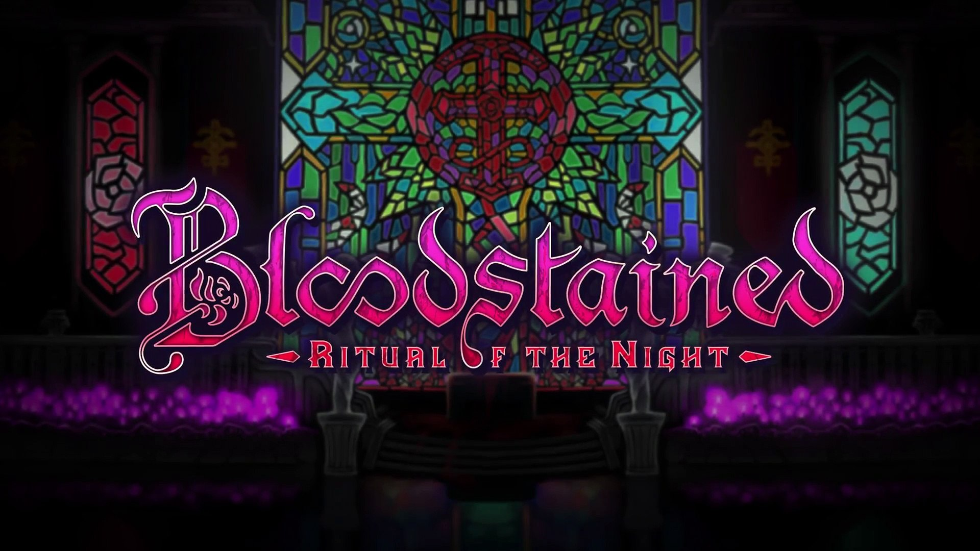 Bloodstained : Ritual of the Night - Vidéo du village