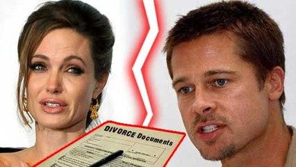 Angelina Jolie DISSES Brad Pitt In New DIVORCE Documents | Brangelina DIVORCE