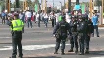 Peña Nieto justifica el alza en combustibles en medio de protestas en México