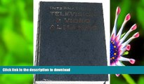 READ book International Television   Video Almanac: 2000 (International Television and Video