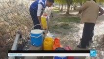 """Syrie : graves pénuries d'eau à Damas, l'ONU dénonce un """"crime de guerre"""""""