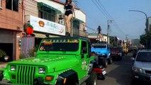 50 danseuses de pole dance paradent lors des funérailles d'un politique à Taïwan