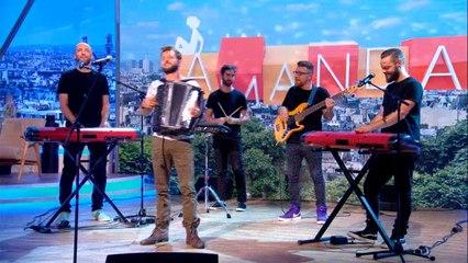 Les chansons du jour : Claudio Capéo, Vincent Niclo et Black M #AmandaF2