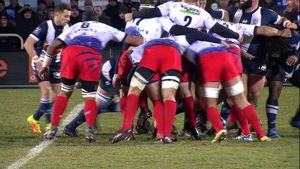 Pro D2, J16 - Résumé : Stade Aurillacois - SU Agen