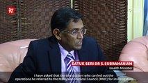 Subra - Two doctors in botched circumcisions referred to MMC-yk5FxK6D1UU