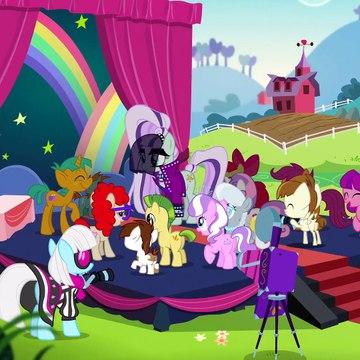 "Minu väike poni: Som - S05E24 - ""The Mane Attraction"" - EE KidZone 1080p"