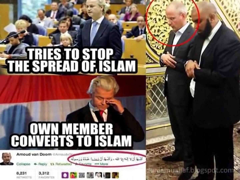 """[22] Eksperimen׃ """"Malunya Bule2 Kristen Ini, Setelah Hujat Islam & Al Qur'an, Eh Ternyata I"""
