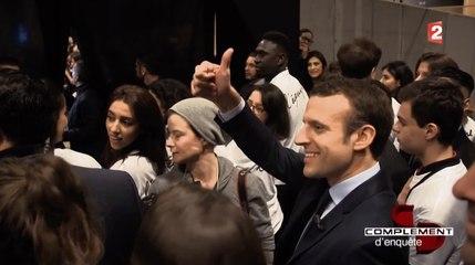 Complément d'enquête   Les secrets de la machine Macron