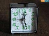 Réveil Alarme Casio quartz analogique TQ1401BEF clock alarm