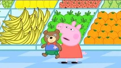 Τέντυ το αρκουδάκι - Πέππα το Γουρουνάκι Νέα Επεισόδια Ελληνικά - Peppa pig greek new-παραμύθια
