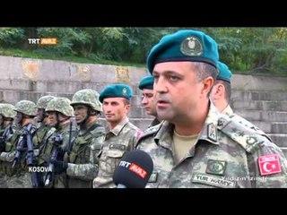 Kosova'da Türk Bölüğü - Ay Yıldızın İzinde - TRT Avaz