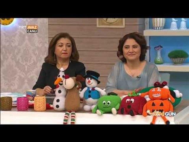Grip Hastalığı / Örgü / Fırında Tavuk Sarma / Türk Sanat Müziği - Yeni Gün - TRT Avaz