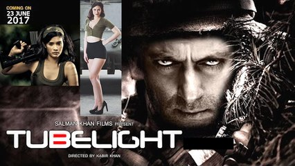 Tubelight Trailer 2017   Salman Khan - Zhu Zhu   Official Movie Trailer