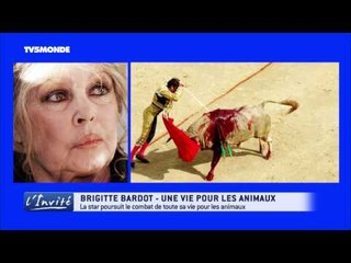"""Brigitte BARDOT s'en prend aux """"lâches criminels contre les animaux"""""""