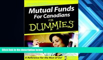 Read Book Mutual Funds For Canadians for Dummies (For Dummies (Lifestyles Paperback)) Andrew Bell