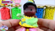 Disney Princess Learn Colors Dippin Dots Surprise Toys MLP Surprise Egg and Toy Collector SETC