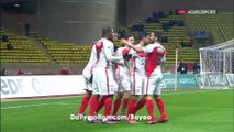 Radamel Falcao Goal HD - Monaco 1-0 AC Ajaccio - 06.01.2017