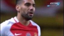 Radamel Falcao Goal vs Ajaccio (1-0)