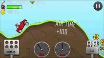 Hill Climb Racing #2 ГОНКИ на крутых ТАЧКАХ Мультик игра для детей ХИЛ КЛИМБ