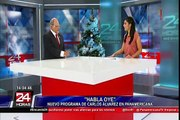 """Este domingo llega """"Habla Oye"""" a las pantallas de Panamericana Televisión"""