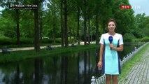 [날씨] 오늘도 푹푹 찐다, 대구 35℃...영남 소나기 / YTN (Yes! Top News)